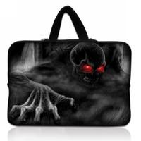 Unisex hp netbook - Devil quot Laptop Sleeve Bag Case Pouch Hide Handle For quot quot Apple ASUS ACER HP DELL Netbook Laptop Tablet