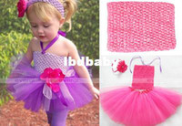 Cheap TuTu Girl chest wrap Best Summer A-Line girl clothe