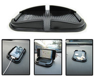 Bluetooth GPS  Multi-functional car Anti Slip pad Rubber Mobile Sticky stick Dashboard Phone Shelf Antislip Mat For GPS MP3 Cell Holder