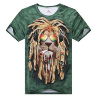 Round motorcycle shirt - Sports D printing t shirts Fast dry high quality for cycling motorcycle sporting