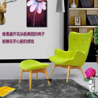 other egg chair - Egg Style Chair sets Top cashmere oak Chairs modern style bright color egg ball chair single seater sofa chairs