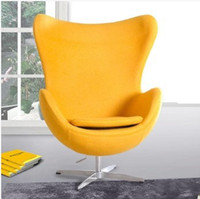 other egg chair - Egg Style Chair Top cashmere living room furniture Chairs modern style bright color egg ball chair single seater sofa chairs