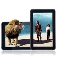 Wholesale Comio CT810E GB All Winner A10 Processor GB DDR3 Android Tablet PC with quot Capacitive Screen White Black