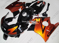 Cheap CBR 600 F2 1993 Plastic Fairings CBR600F2 92 93 Fairings CBR600 F2 Compression Fairings 91 - 94 ZXGYMT