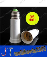 Wholesale E27 to E27 Adapter Extended Converter adaptor Led lighting lamp bulb extension adapter mm MYY106