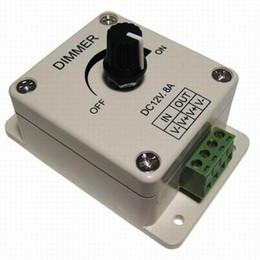 Free Shipping 1 Piece 12V 24V LED Light Dimmer Controller For Dimmable LED Spotlight Led Bulb