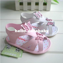 Wholesale New Summer Baby Total Sandals Baby Soft Rubber Non slip Toddler Shoes Small Children s Shoes cm cm cm