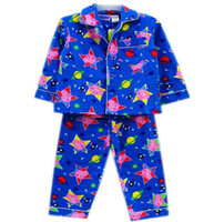 Boy Spring/Autumn 1T 2T 3T 4T 5T free shipping peppa pig george pig 2014 long sleeved top + pants flannel flannelette winter pyjamas 1T2T 3 4T 5T pajamas sleepwear pjs
