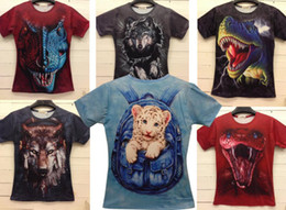Wholesale Hot Man Women Fashion D Short Sleeves T Shirts Kinds Of Style D Cool Men T shirts Printing Size S XL