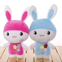 other / other Baby rabbit A1 District No. 21 Bunny free shinppingDress cute bunny rabbit doll plush toy doll wedding couple little doll wedding gifts wholesale
