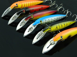 Wholesale Fishing lures bionic bait minnow lure hard bait G kill Alice mouth bass