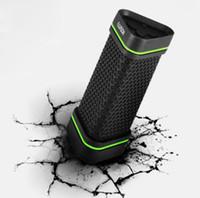 2 Universal MP3 Speaker Waterproof Shockproof Wireless Bluetooth Speaker Outdoor Sports Portable Stereo Speaker For iphone 4S 5 ipad 2 3 4 Mini 50pcs