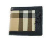 Mens leisure Wallet Genuine Leather Purse Billfold #24602