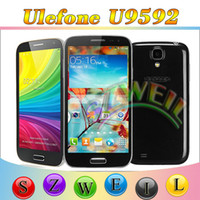 WCDMA Thai Android Ulefone u9592 Octa Core 1.7GHZ Moblie phone Android 4.2.2 MTK6592 16GB+2GB 5.0inch 13.0MP Camera Cell phone Gesture sensing OTG GPS MD0961