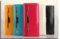 Ladies Wallet PU Leather Purse Billfold