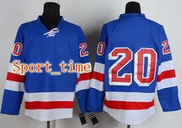 Wholesale Rangers hockey jerseys Chris Kreider Blue Home Premier jersey new style brand embroidered ice hockey jerseys best sports jerseys