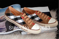 Cheap Lace-Up canvas shoes Best Men  couple shoes