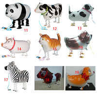 animals balloon - Party supplies Walking animal balloons walking pet balloons Party toys children toys