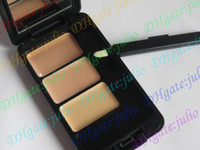 Wholesale New arrival hot makeup PROFESSIONAL COLOR CONCEALER WITH BRUSH G