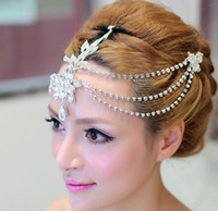 Wholesale Vintage palace style Wedding Bridal Jewelry crystal hair clip headpiece headdress Tiara Woman hair accessories jt099
