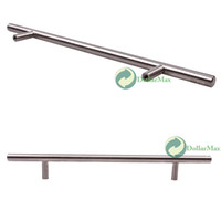 Ceramic Furniture Handle & Knob  [High Quality] 160MM Aluminum Kitchen Cabinet Hardware Pull Handle wholesale