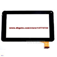 "other other Capacitance 5PCS lot New RCA 7"" RCT6077W22 RCT6378W2 Tablet Capacitive touch screen panel Digitizer Glass Sensor Replacement Free Shipping"