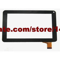 "other other Capacitance 10PCS lot New RCA 7"" RCT6378W2 RCT6077W2 Tablet Capacitive touch screen panel Digitizer Glass Sensor Replacement Free Shipping"