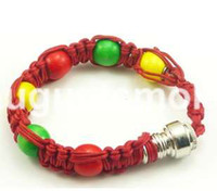 Wholesale stash bracelet pipe click n vape bracelet smoking pipe for tobacco weed sneak a toke