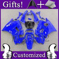 Comression Mold For Honda CBR600 F2 Customized blue for honda CBR600 F2 1991 1992 1993 1994 ABS Plastic Bodywork Set CBR600F2 CBR 600 F2 600F2 91 94 1991 1992 1993 1994 Fairing
