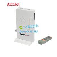 PVRs DVB-S Included 3pcs lot CRT LCD TV Top Set Box Digital Computer VGA TV Programs Tuner Receiver Dongle Monitor 17306