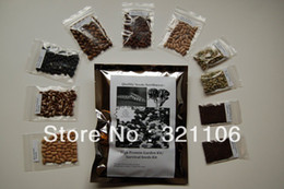 Wholesale 4800seeds Survival Seed Kit High Protein Heirloom non GMO Protein can be dangerously low in other seed kits