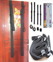 Wholesale Door Slam Sex Swing Sex Love Sling Sex Furniture Door Jam Cuffs Discipline Trainers Bondage Adult Product Toys for Couples Door Hanging Love