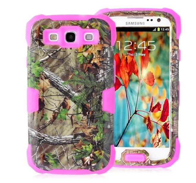 Buy OY Tree forest pattern Cases iphone 4 4S 5 5S 5C Samsung Galaxy S3 S4 Waterproof Cell Phone Case Hybrid Silicone Skin Plastic Shell