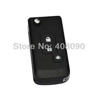 Car Remote Keys Alarm Systems & Security Yes Flip Remote Key Shell Case Nissan Pathfinder Note Navara Qashqai Micra 3BT DKT0120