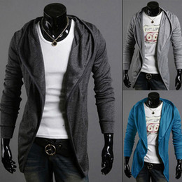 Wholesale new Spring and Autumn men s t shirt long sleeved cardigan sweatshirts colored bottoming shirts