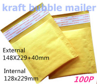 5.8 - Kraft Bubble Mailers Padded Envelopes Bags X269MM OR x10 quot totally