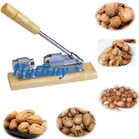 Wholesale Manual Heavy Duty Rocket Pro Nut Cracker Nutcracker Nut Sheller for Home