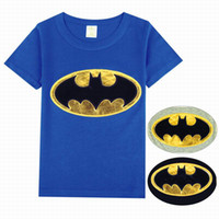 batman t shirt for girls - Boy T shirts Batman Cartoon Cotton Short Sleeve T shirts For Boy Girl Blue Gray Black