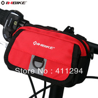 Wholesale Bike Bicycle Tube Bag Package Anti slide Fastener Reflecting Tape In Bike Riding Handlebar Bag