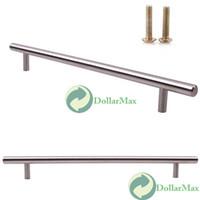Ceramic Furniture Handle & Knob  [High Quality] 192MM Aluminum Kitchen Cabinet Hardware Pull Handle wholesale