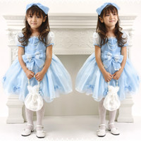 Wholesale 2014 fashion summer girls dresses girl party dress...