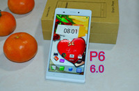 Cheap WCDMA 6.0 inch Ulefone P6 Best Quad Core Android Haipai P6s MTK6582