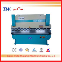 Wholesale WC67Y Hydraulic Press Brake Machine Bending machine