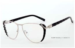 new 2014 fashin brand optical glasses frame designer big frame eyeglasses women glasses professional custom optical lens 15pcs lot custom eyeglass frames