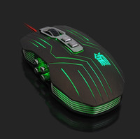 Wholesale 2014 NEW Suzaku usb gaming mouse DPI USB D Professional Competitive Gaming Buttons Mice F S044