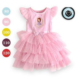 Hot Sale New Summer Girls Dress - Snow White girls short sleeve mesh dress - princess tutu dress