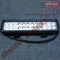 6000K 72W  NEW 12inch 72w Cree Flood LED Work Lights Bar Offroad Trcuk Jeep Wagon SUV ATV Jeep Motor Working Lights