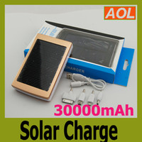 Wholesale high quality full power mah solar panel charger External Battery for all phone MP3 MP4 MP5 Solar Charger