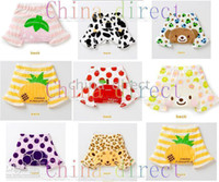 Wholesale Busha Baby Pants Baby Shorts Baby PP pant PP warmers Leggings Toddlers shorts pants Fruit pant