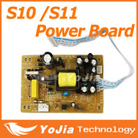 power supply board - 10pcs Power board for Openbox s10 HD PVR Skybox S10 power supply satellite receiver